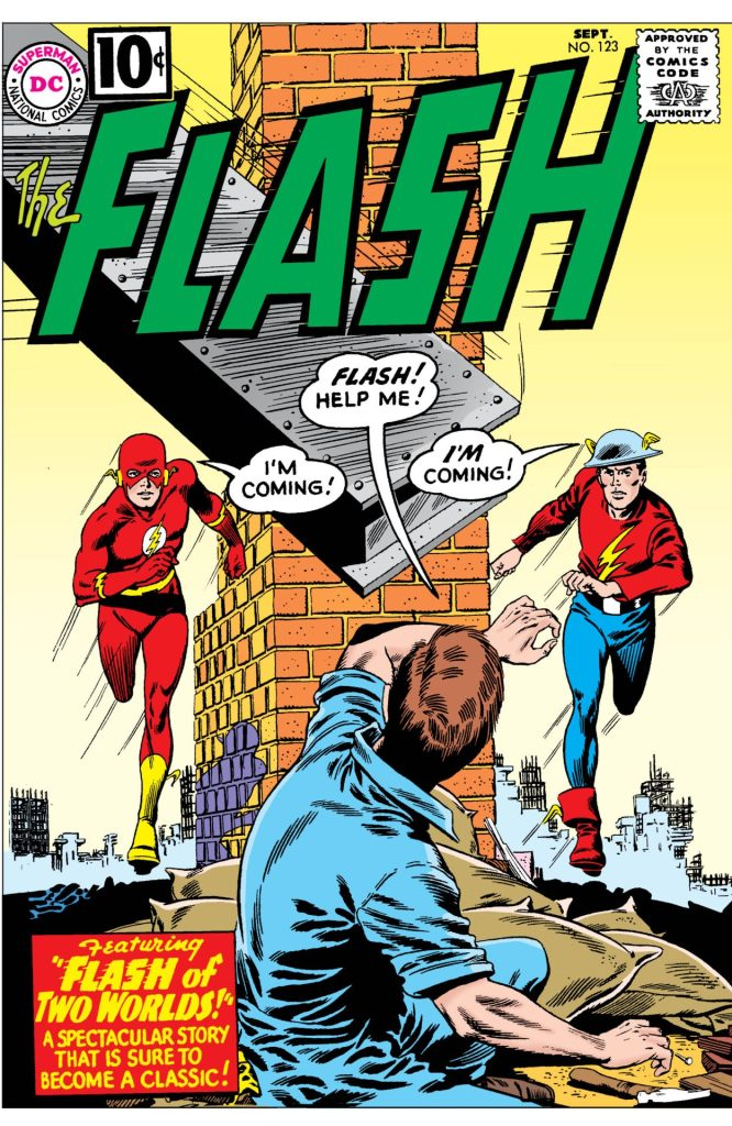 The Flash #123 Facsimile Edition