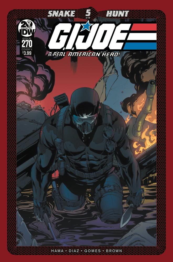 G.I. Joe: A Real American Hero #270