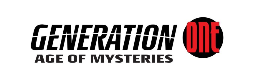 Generation One: Age of Mysteries