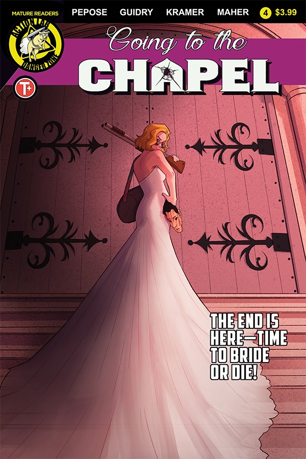 GOING TO THE CHAPEL #4