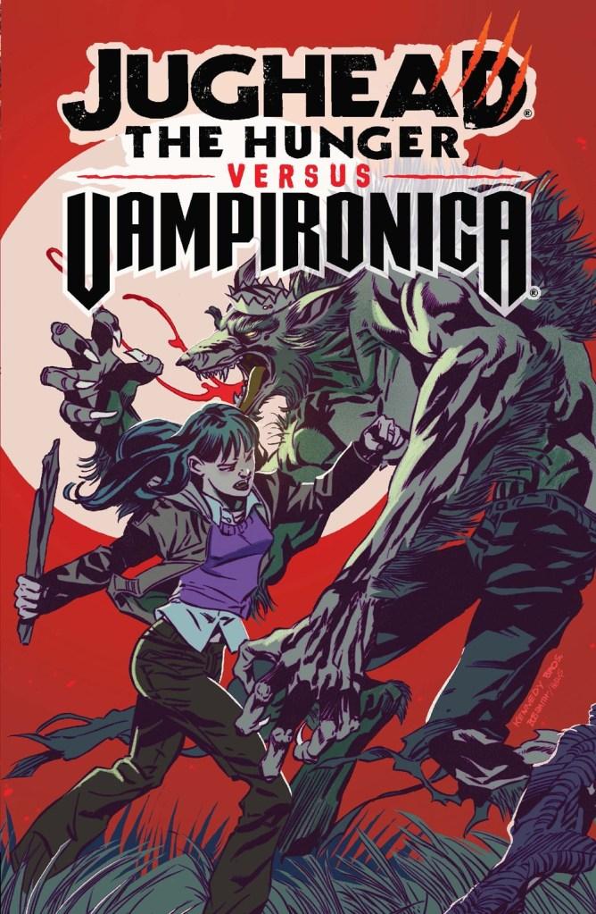 JUGHEAD THE HUNGER VS. VAMPIRONICA (TP)
