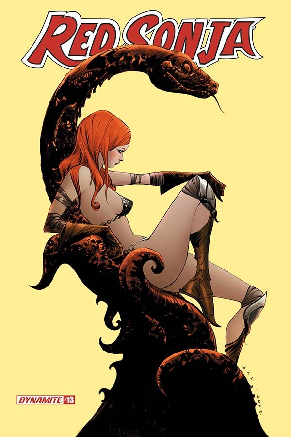 Red Sonja (Vol. 5) #13