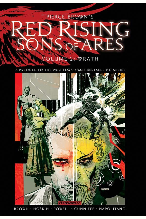 Pierce Brown's Red Rising: Sons of Ares Vol. 2 HC