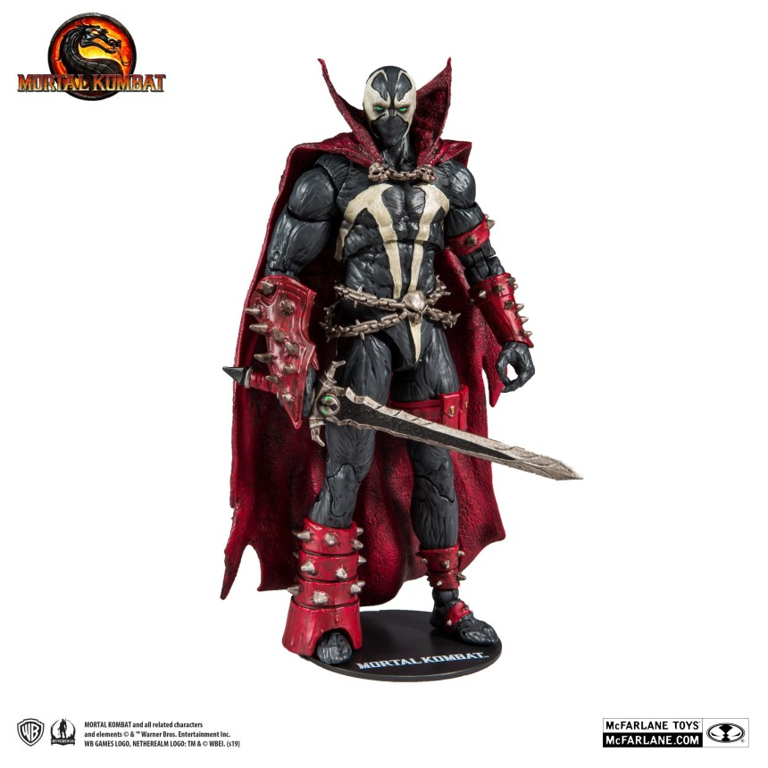 Spawn Mortal Kombat action figure