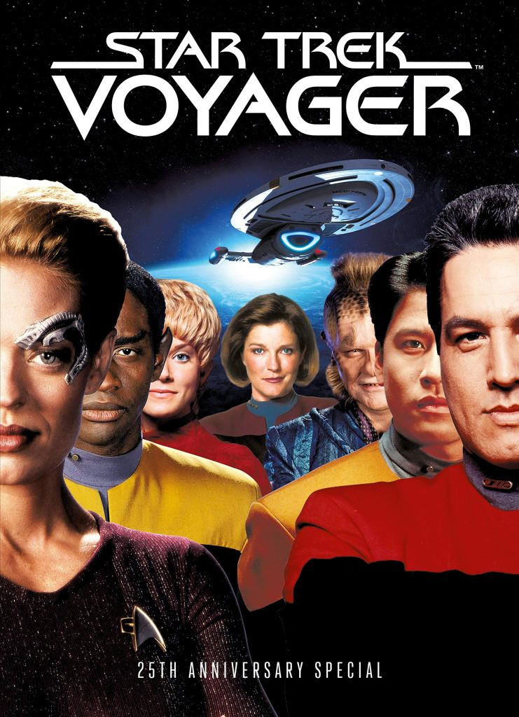 Star Trek: Voyager 25th Anniversary Special HC