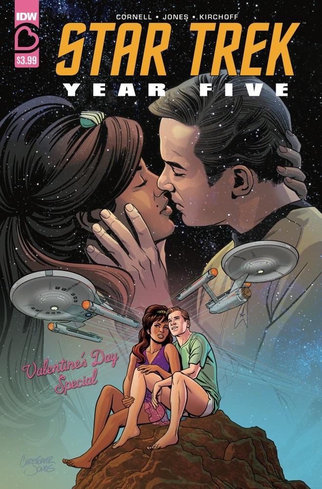 Star Trek: Year Five Valentine's Day Special