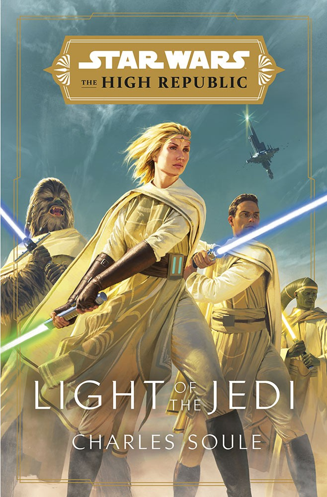 Star Wars: The High Republic: Light of the Jedi