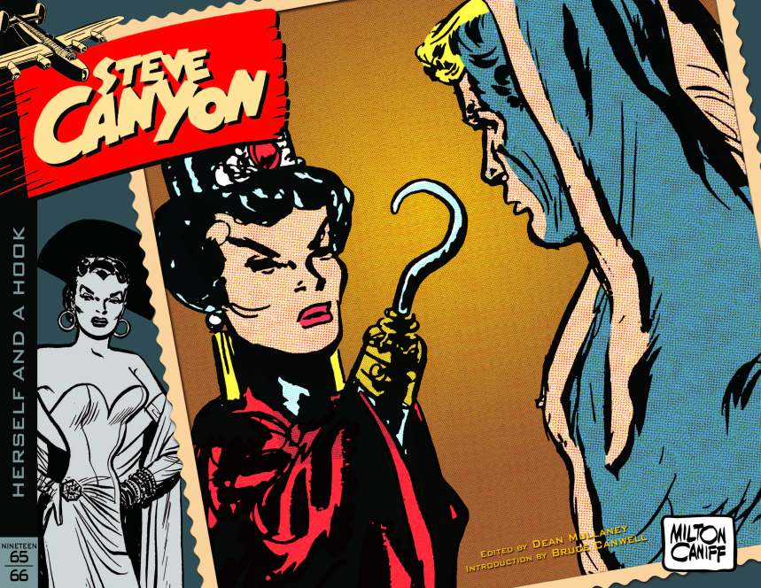 Steve Canyon Vol. 10 1965-1966