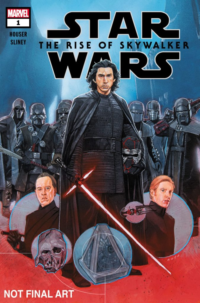 Star Wars: The Rise of Skywalker Adaptation #1
