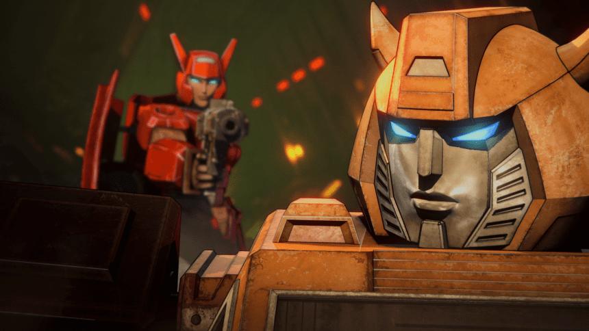 Resultado de imagen de War For Cybertron Trilogy: Siege.