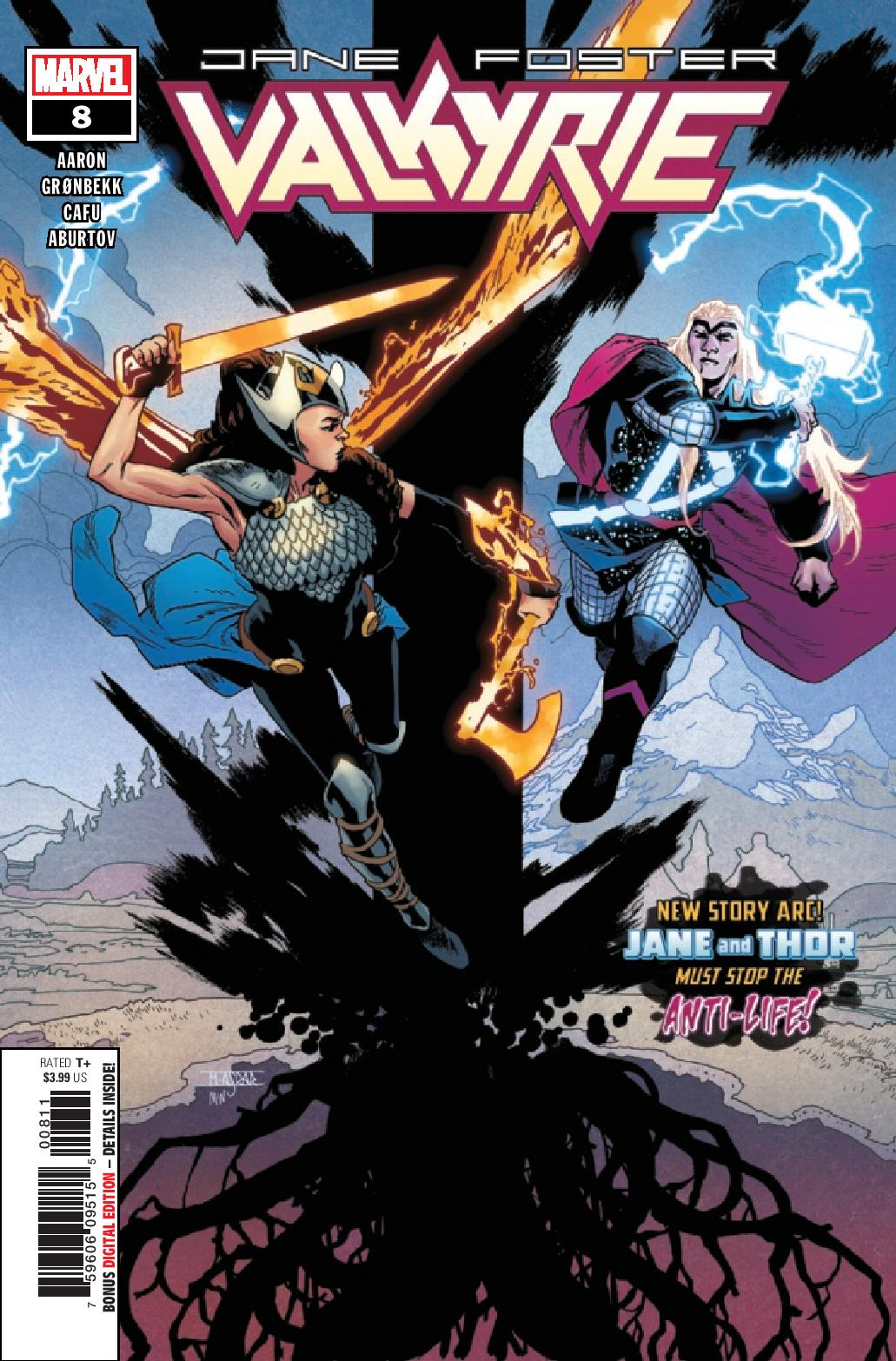 Preview: Valkyrie: Jane Foster #8 | Graphic Policy