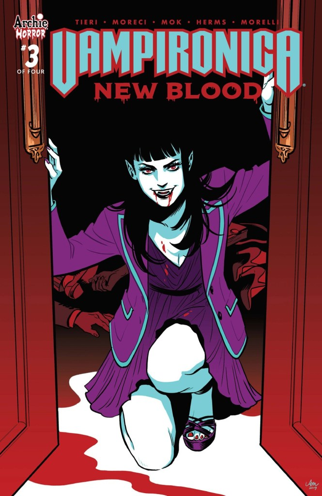 VAMPIRONICA: NEW BLOOD #3 (of 4)