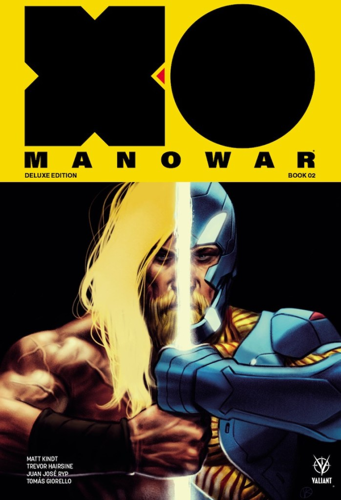 X-O MANOWAR DELUXE EDITION BOOK 2