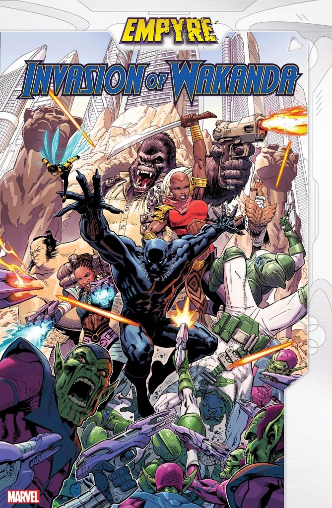 EMPYRE: THE INVASION OF WAKANDA #1 (OF 3)