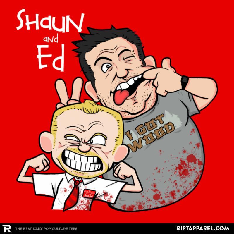 Shaun and Ed Goof
