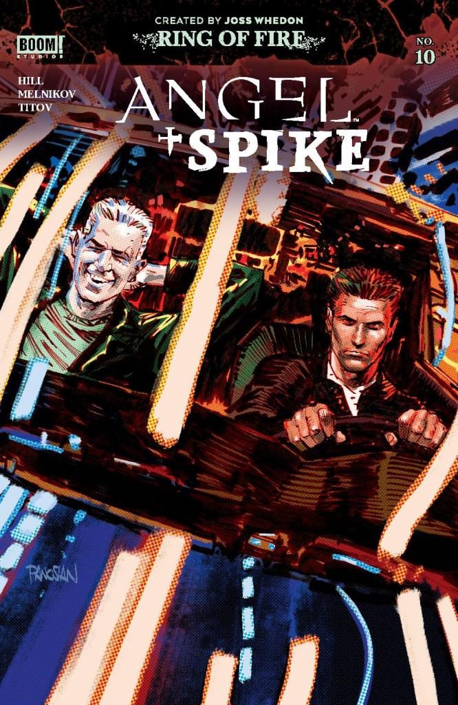 Angel + Spike #10