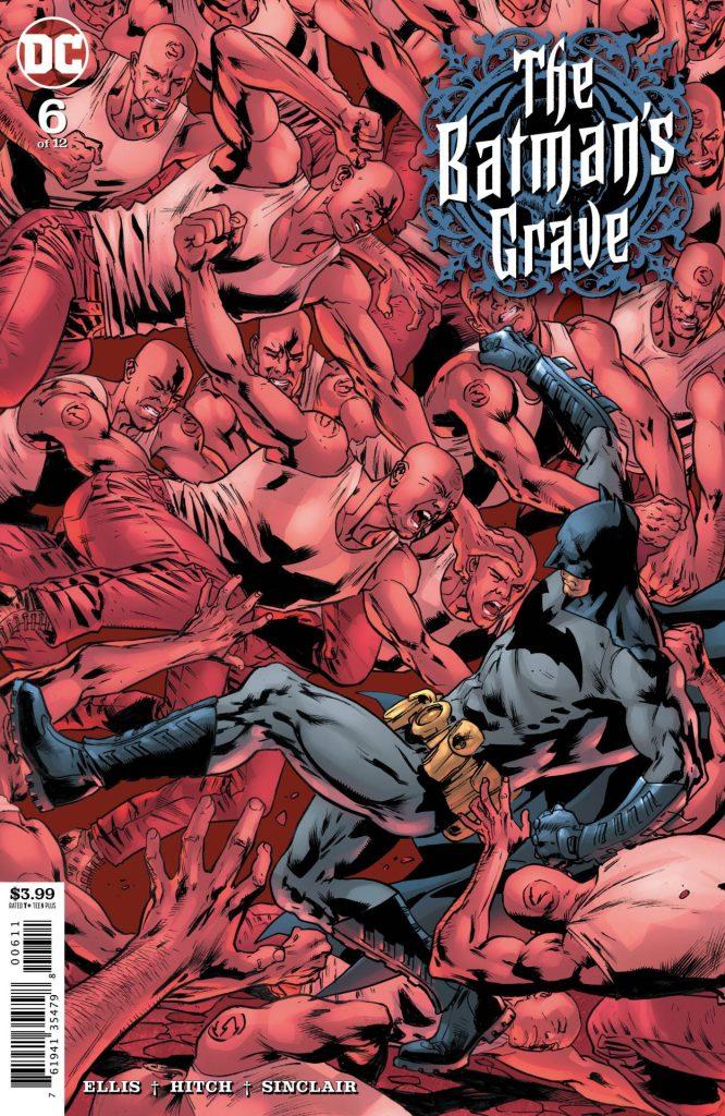 The Batman's Grave #6 (of 12)