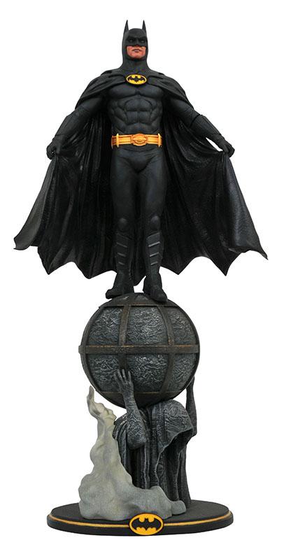 DC Classic Movie Gallery Batman 1989 PVC Diorama