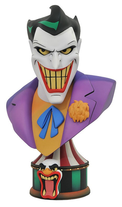 Legends in 3D Animation Batman TAS Joker 1/2 Scale Bust