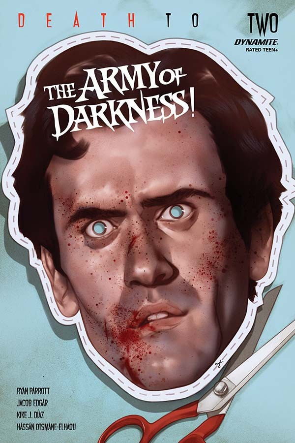 Death to Army of Darkness #2