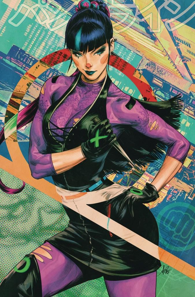 Batman #92 Punchline Variant