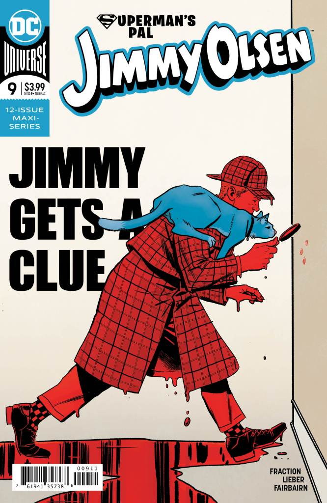 Superman's Pal Jimmy Olsen #9 (of 12)
