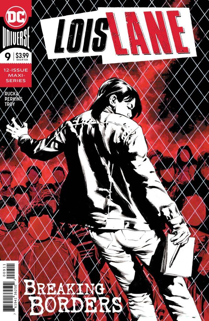 Lois Lane #9 (of 12)