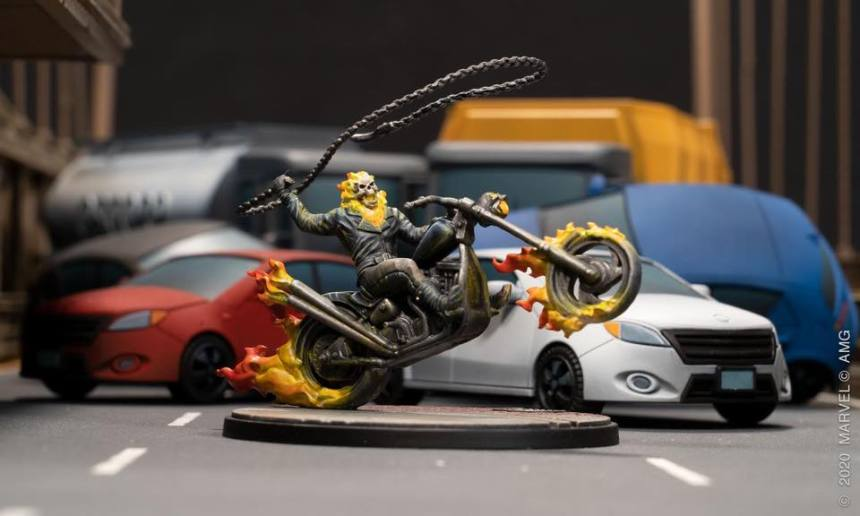 Marvel: Crisis Protocol Ghost Rider