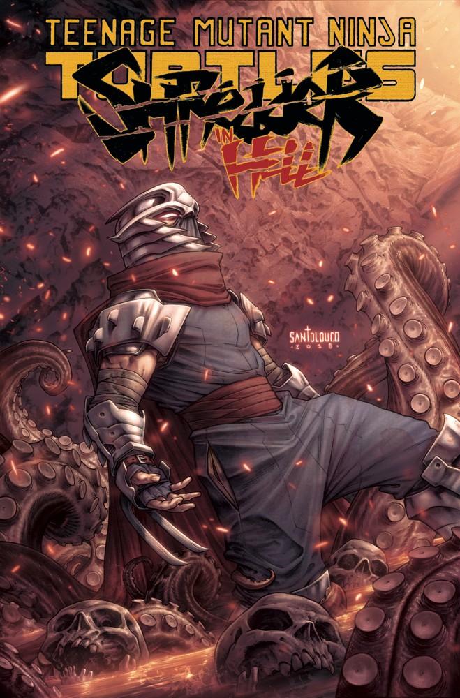 Teenage Mutant Ninja Turtles: Shredder in Hell