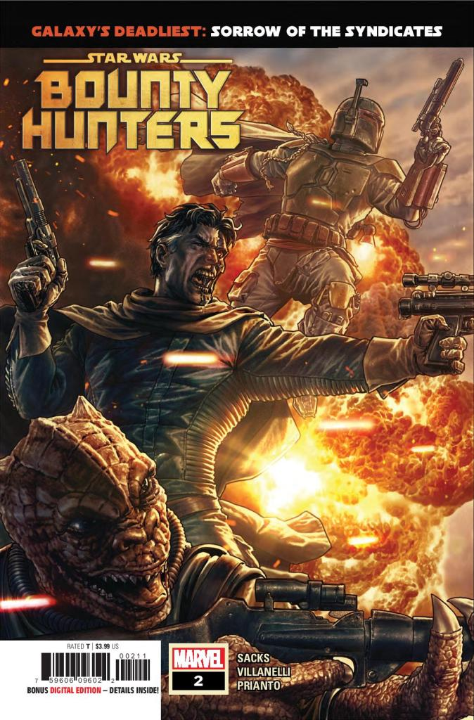 Star Wars: Bounty Hunters #2