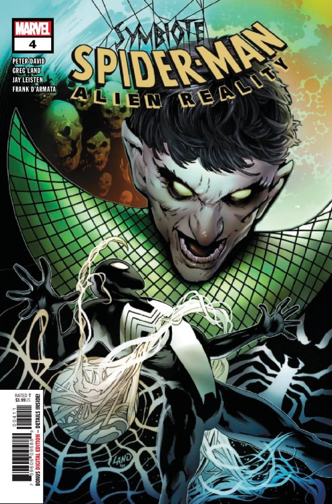 Symbiote Spider-Man: Alien Reality #4 (of 5)