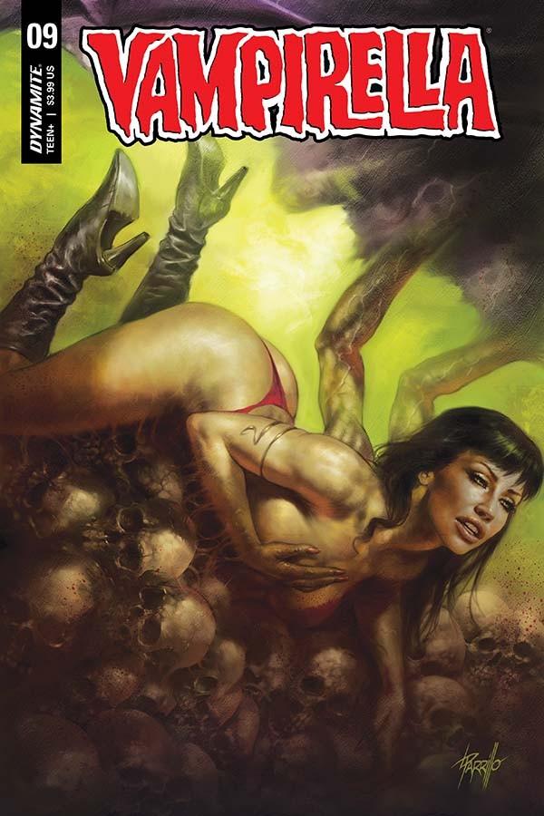 Vampirella (Vol. 5) #9