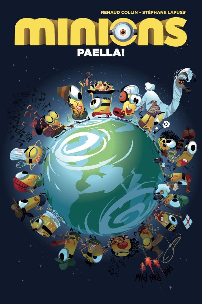 Minions Paella