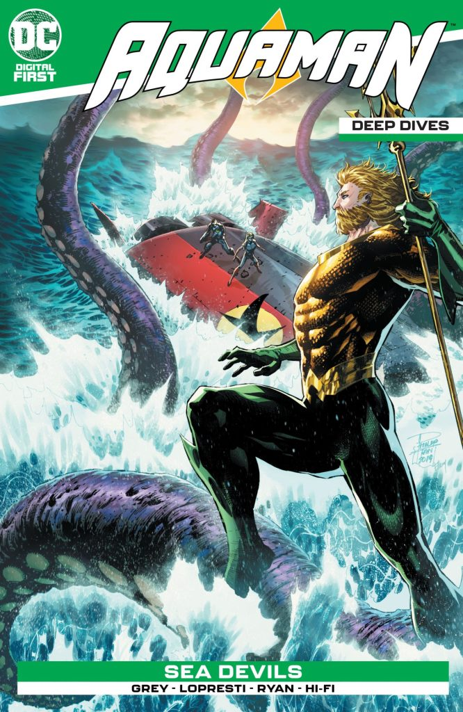 Aquaman: Deep Dives #2