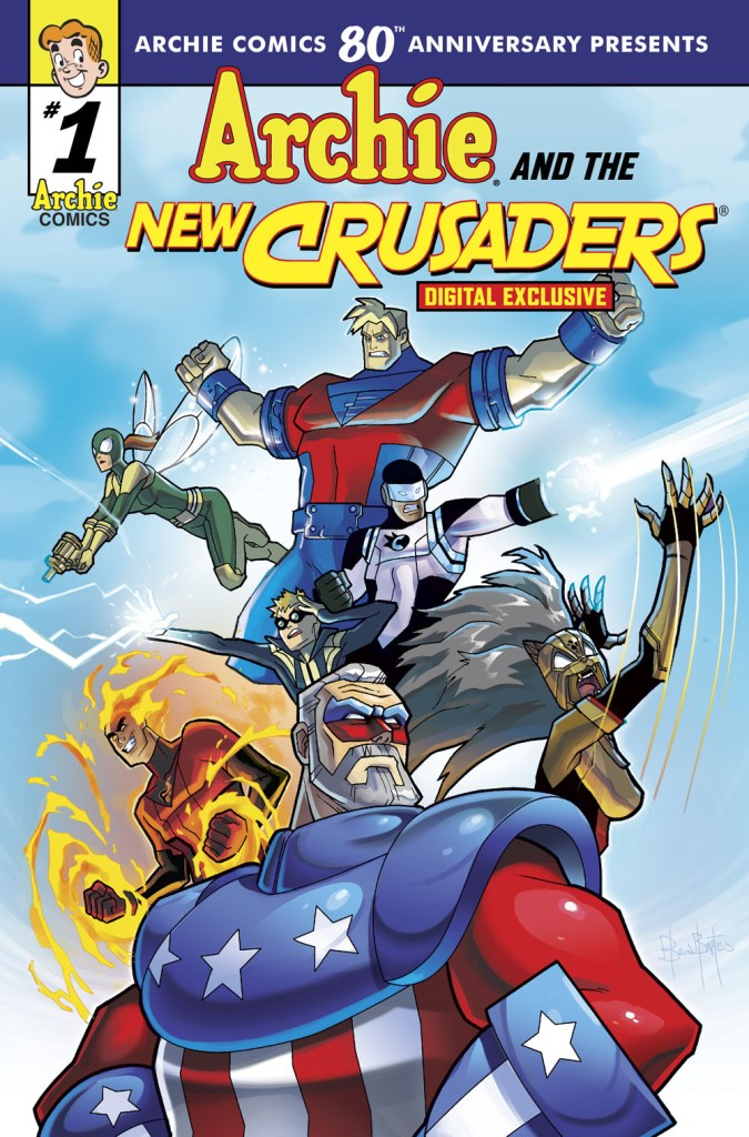 ARCHIE COMICS 80TH ANNIVERSARY PRESENTS: NEW CRUSADERS