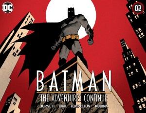 Batman: The Adventures Continue Chapter Two