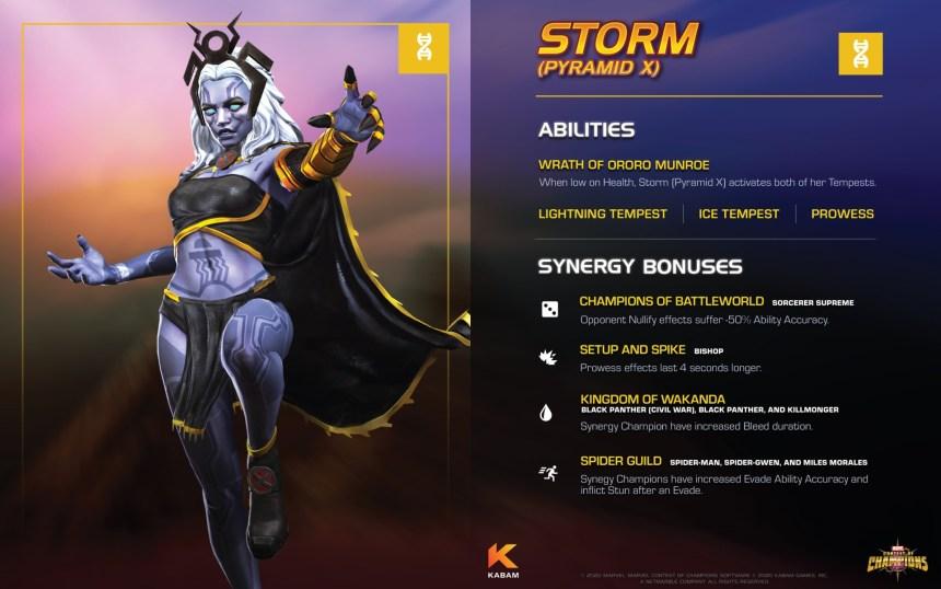 Storm (Pyramid X)