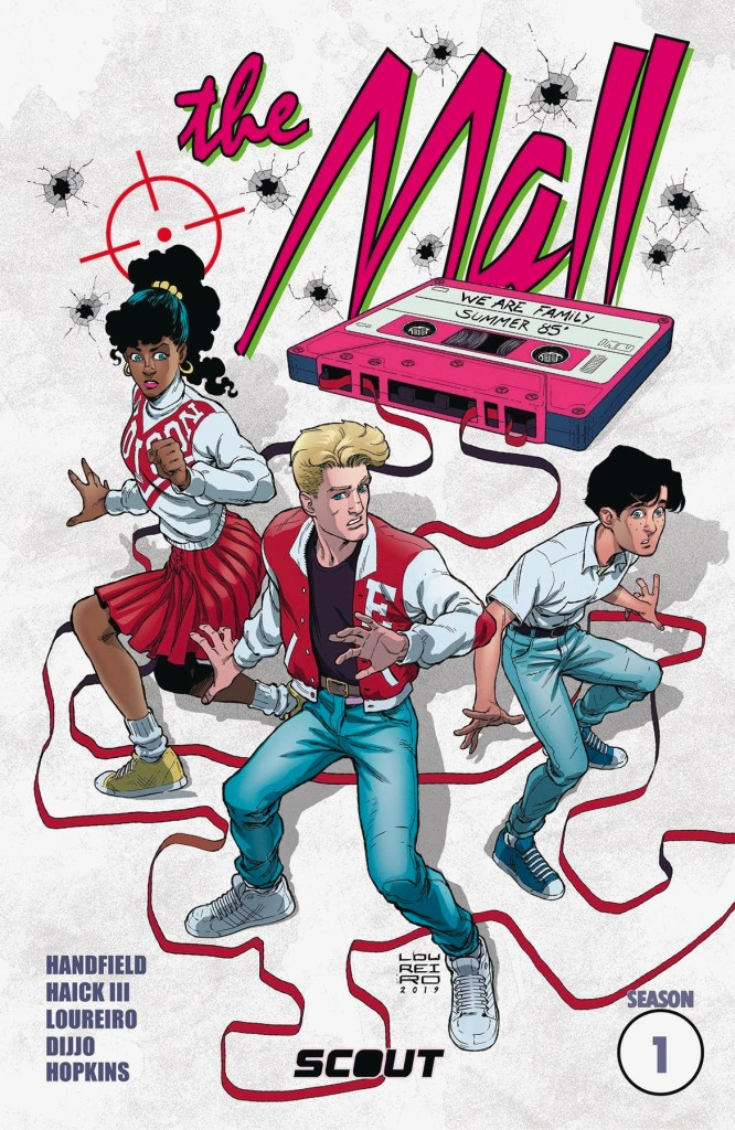 The Mall - Trade Paperback
