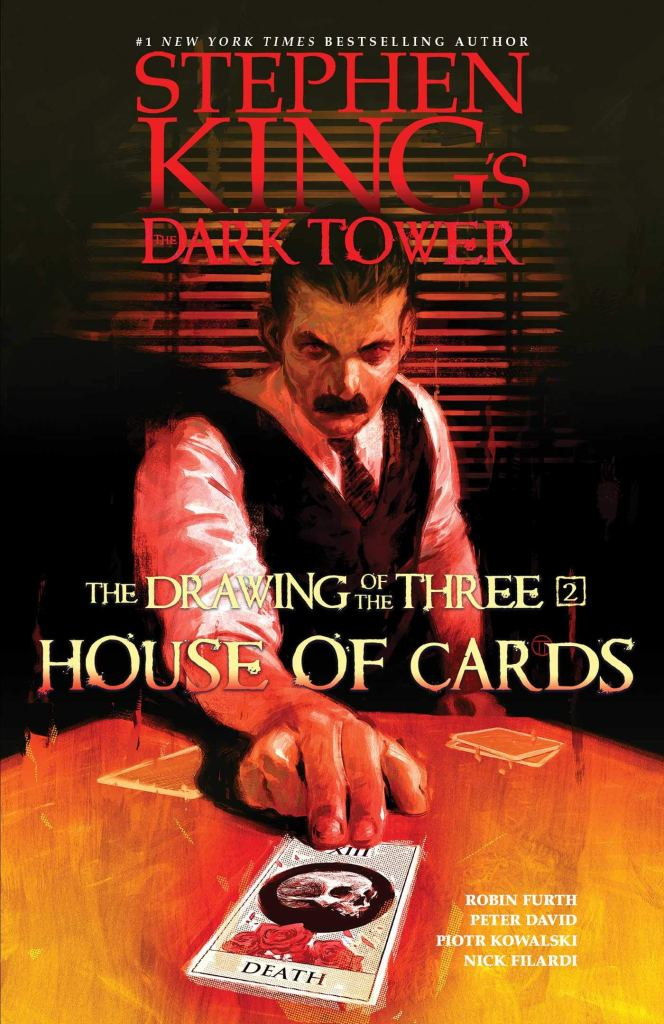 The Dark Tower: The Drawing of the Three House of Cards