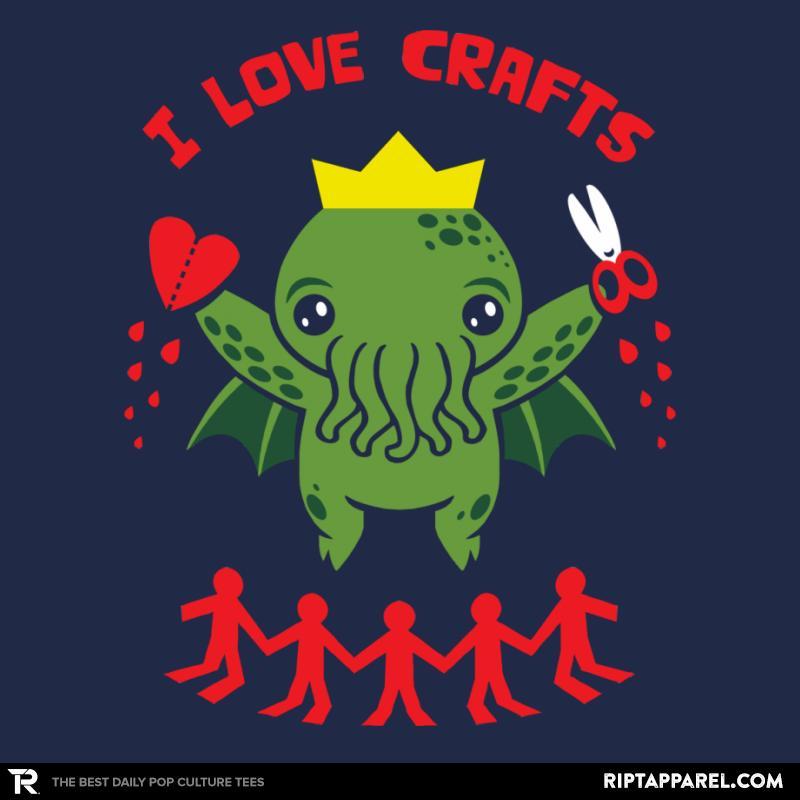 I Love Crafts