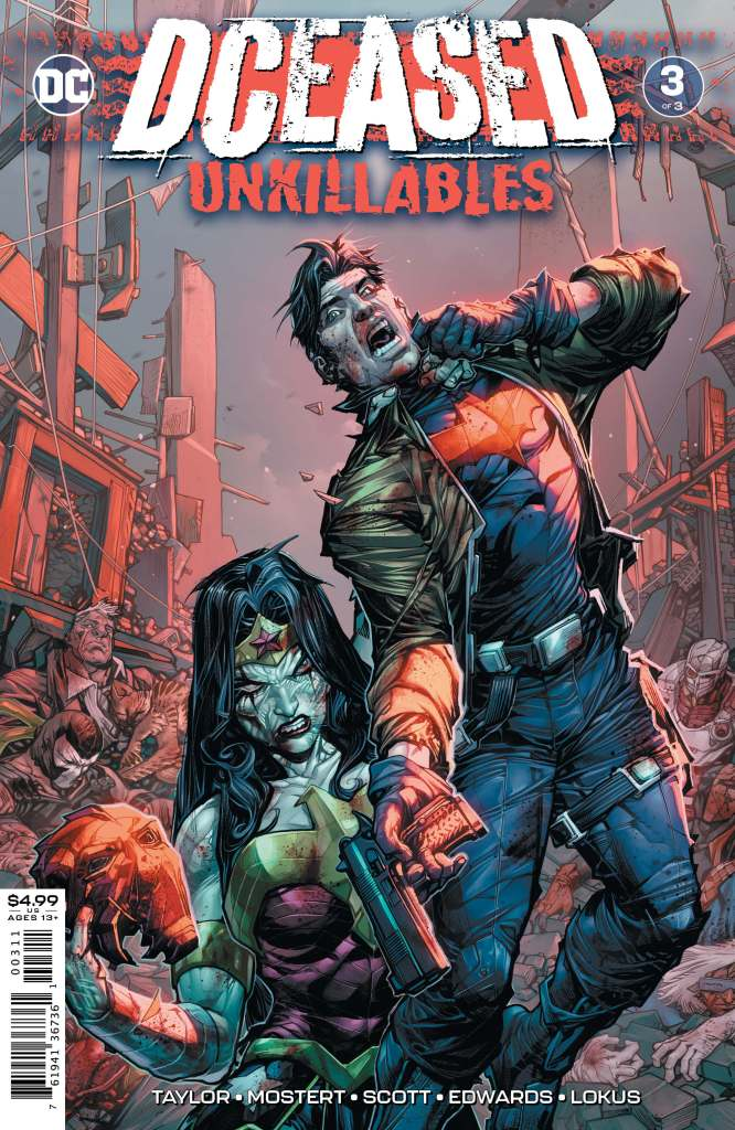 DCeased Unkillables #3