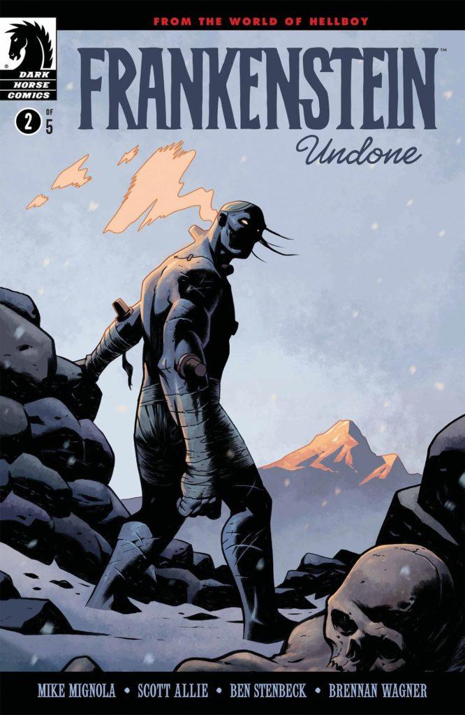 Frankenstein Undone #2 (of 5)