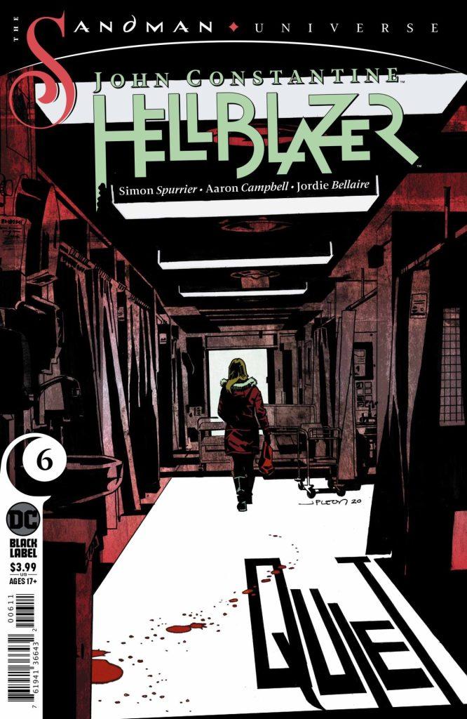 John Constantine: Hellblazer #6