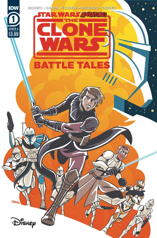 Star Wars: Adventures: The Clone Wars - Battle Tales #1 (of 5)