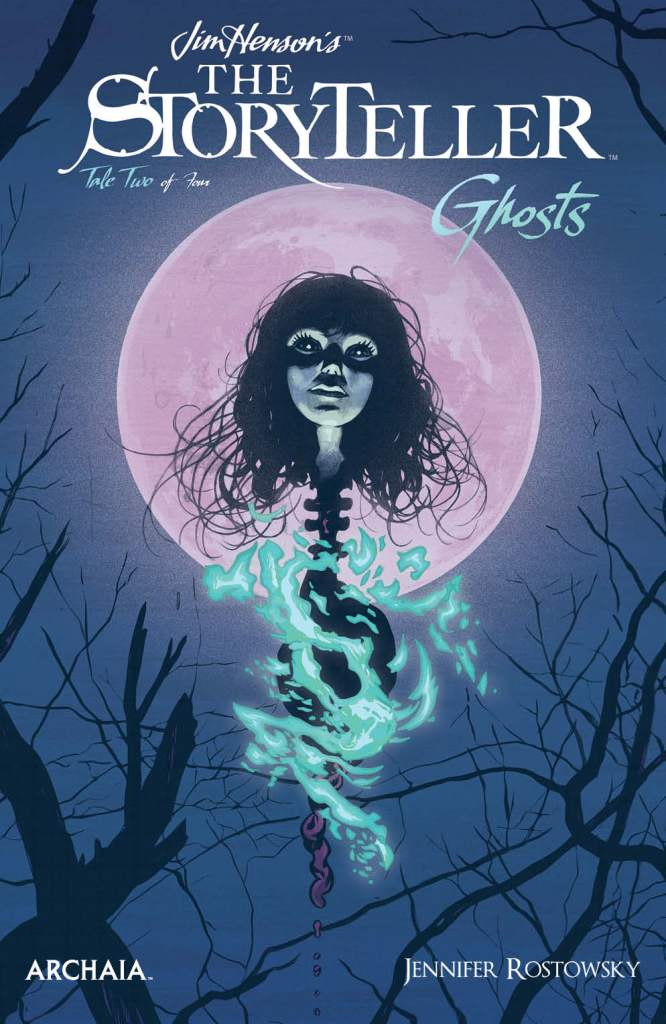 Jim Henson's The Storyteller: Ghosts #2