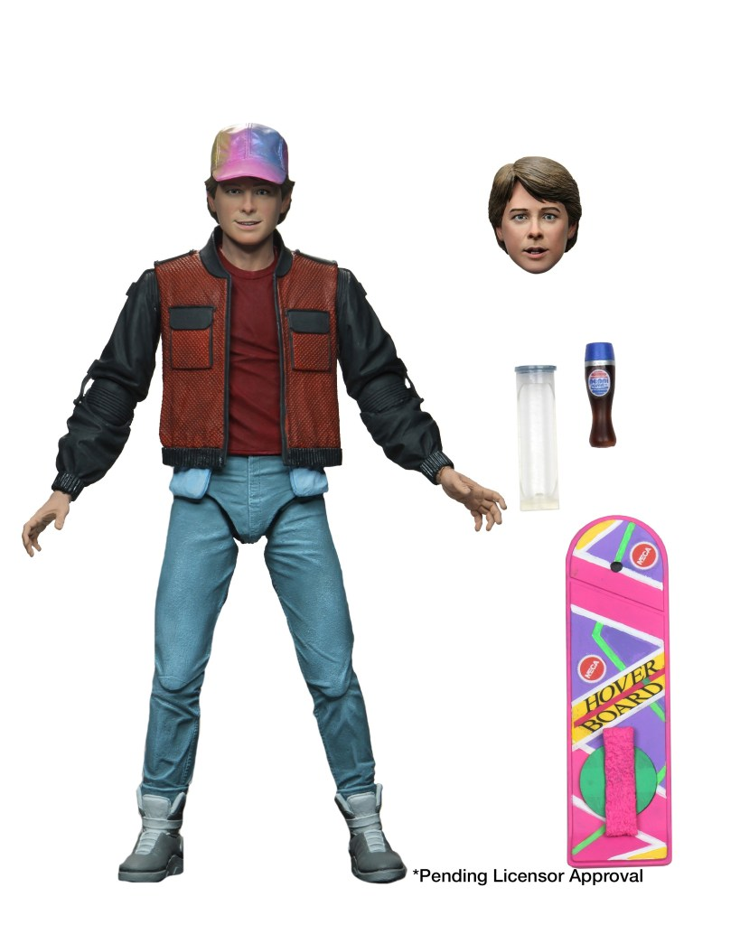 "Back to the Future Part 2 - 7"" Scale Action Figure - Ultimate Marty McFly"