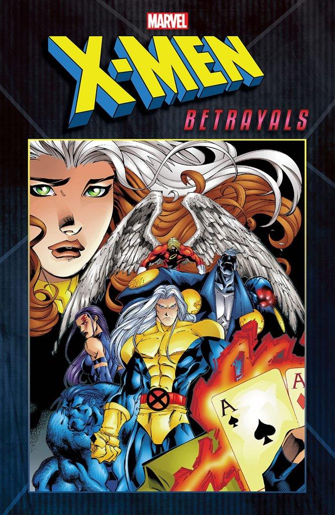 X-Men: Betrayals
