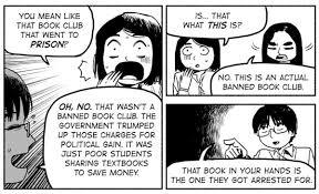 Panel Mania: Banned Book Club by Kim Hyun Sook, Ko Hyung-Ju, and ...
