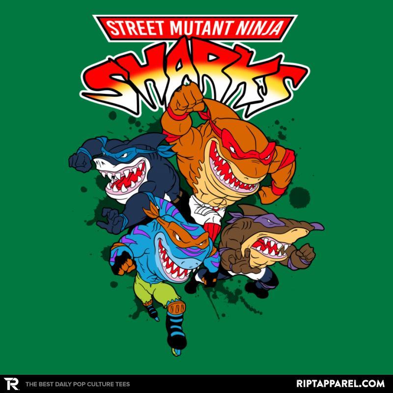 Street Mutant Ninja Sharks