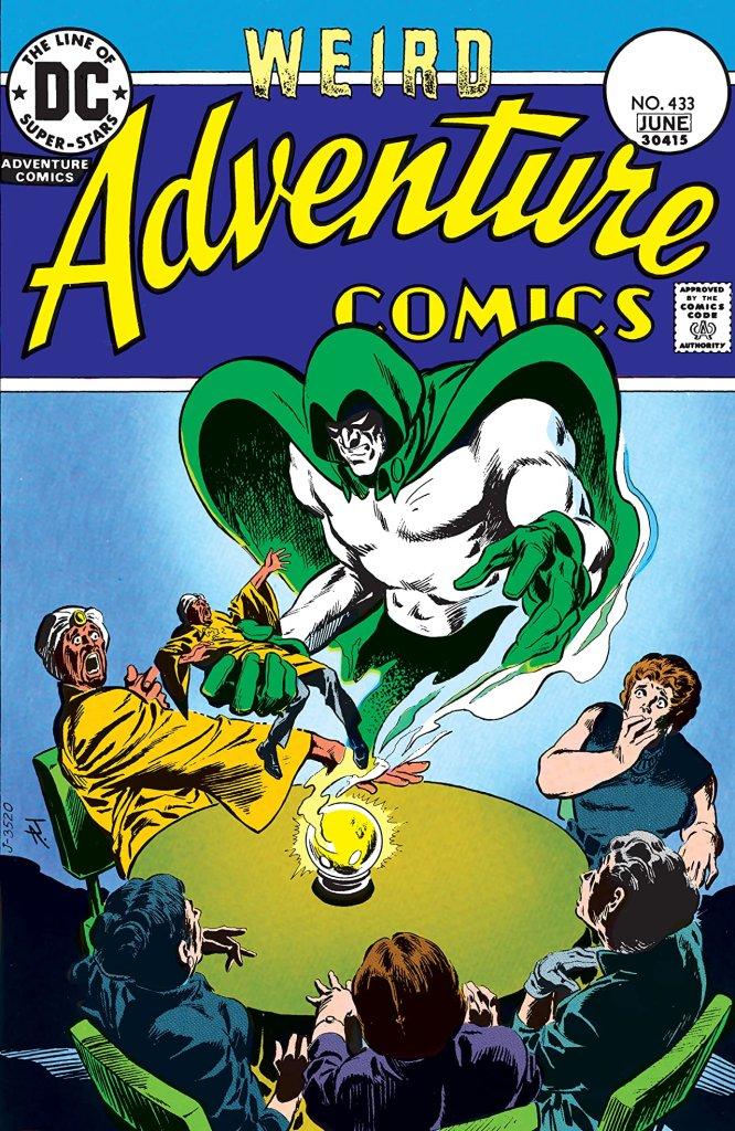 Adventure Comics (1935-1983) #433